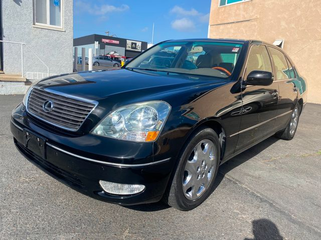 2003 Lexus LS 430 - CLEAN TITLE, NO ACCIDENTS, NEW SUBWOOFER, 93K MILE in San Diego, CA 92110