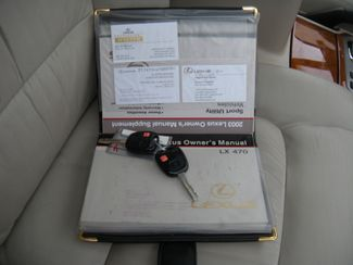 2003 Lexus LX 470 Chesterfield, Missouri 21