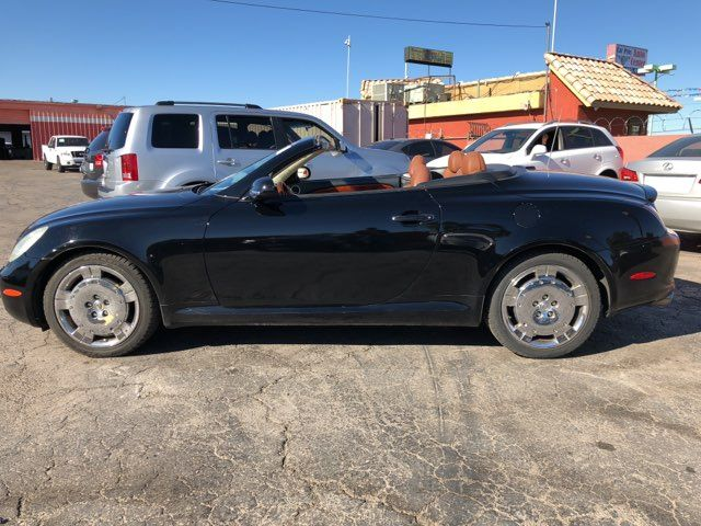 2003 Lexus SC 430 CAR PROS AUTO CENTER (702) 405-9905 Las Vegas, Nevada 1