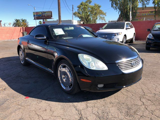 2003 Lexus SC 430 CAR PROS AUTO CENTER (702) 405-9905 Las Vegas, Nevada 10