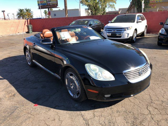 2003 Lexus SC 430 CAR PROS AUTO CENTER (702) 405-9905 Las Vegas, Nevada 5