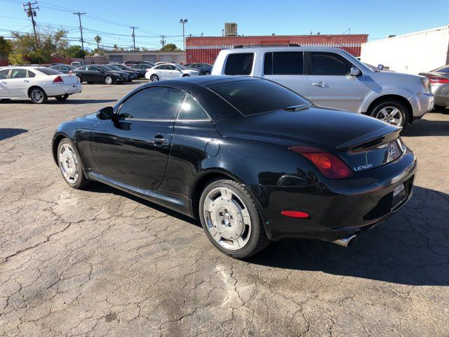 2003 Lexus SC 430 CAR PROS AUTO CENTER (702) 405-9905 Las Vegas, Nevada 8