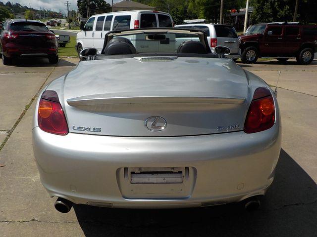 2003 Lexus SC 430 Fayetteville , Arkansas 5