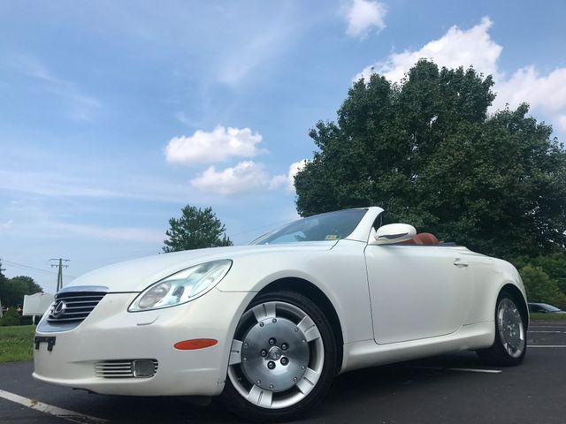 2003 Lexus SC 430 430