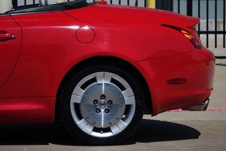 2003 Lexus SC 430 Navigation * XENONS * Mark Levinson * RED / ECRU * Plano, Texas 31