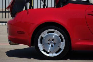 2003 Lexus SC 430 Navigation * XENONS * Mark Levinson * RED / ECRU * Plano, Texas 28