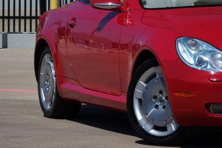 2003 Lexus SC 430 Navigation * XENONS * Mark Levinson * RED / ECRU * Plano, Texas 22
