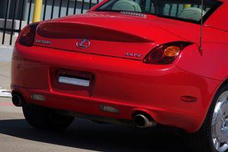 2003 Lexus SC 430 Navigation * XENONS * Mark Levinson * RED / ECRU * Plano, Texas 26