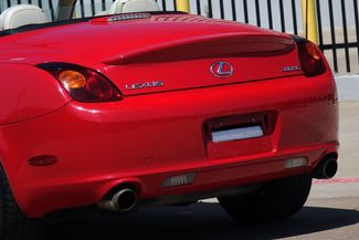 2003 Lexus SC 430 Navigation * XENONS * Mark Levinson * RED / ECRU * Plano, Texas 27