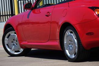 2003 Lexus SC 430 Navigation * XENONS * Mark Levinson * RED / ECRU * Plano, Texas 25
