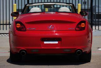 2003 Lexus SC 430 Navigation * XENONS * Mark Levinson * RED / ECRU * Plano, Texas 7
