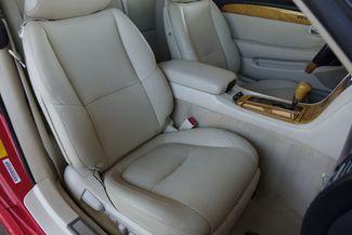 2003 Lexus SC 430 Navigation * XENONS * Mark Levinson * RED / ECRU * Plano, Texas 11