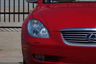 2003 Lexus SC 430 Navigation * XENONS * Mark Levinson * RED / ECRU * Plano, Texas 32