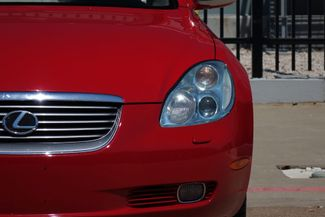 2003 Lexus SC 430 Navigation * XENONS * Mark Levinson * RED / ECRU * Plano, Texas 33