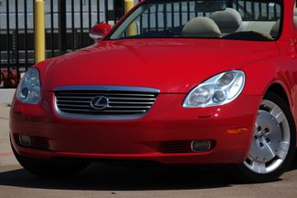 2003 Lexus SC 430 Navigation * XENONS * Mark Levinson * RED / ECRU * Plano, Texas 21
