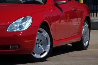 2003 Lexus SC 430 Navigation * XENONS * Mark Levinson * RED / ECRU * Plano, Texas 23