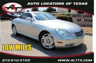 2003 Lexus SC 430 in Plano, TX 75093