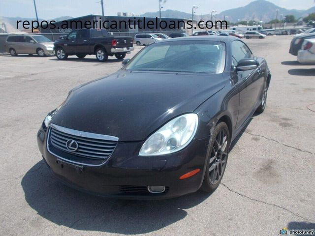2003 Lexus SC 430 Salt Lake City, UT
