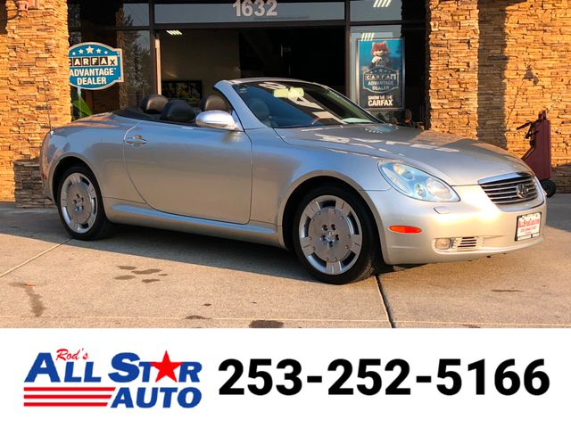2003 Lexus SC 430 in Puyallup Washington, 98371