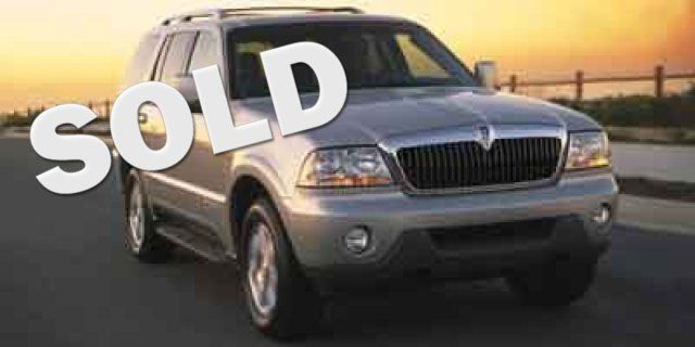 2003 Lincoln Aviator Premium in Albuquerque, New Mexico 87109