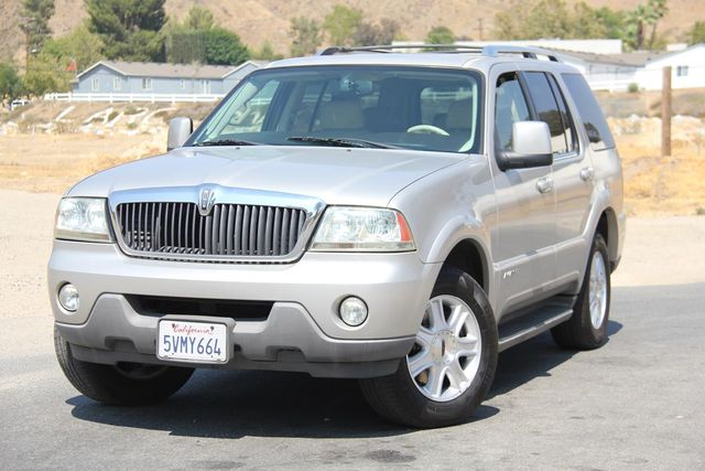 2003 Lincoln Aviator Luxury Santa Clarita, CA 4