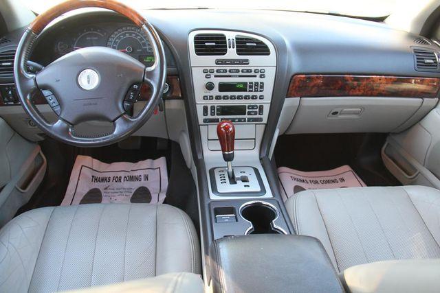 2003 Lincoln LS Sport Santa Clarita, CA 7