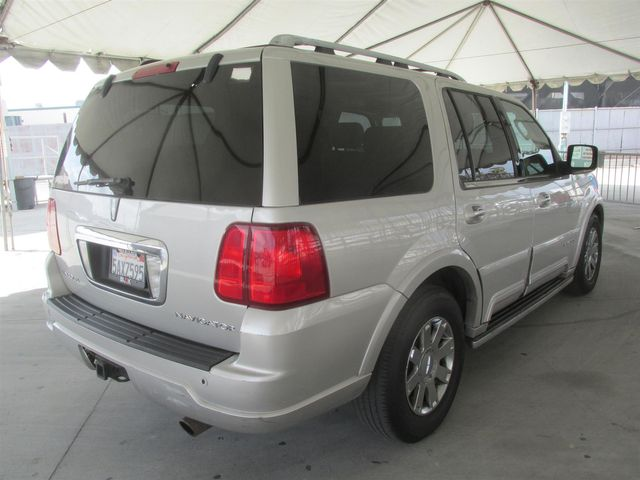 2003 Lincoln Navigator Ultimate Gardena, California 2