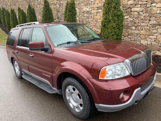 2003 Lincoln Navigator Mechanic Special