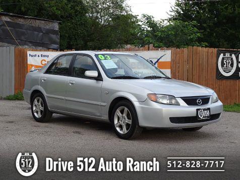 2003 Mazda Protege DX in Austin, TX