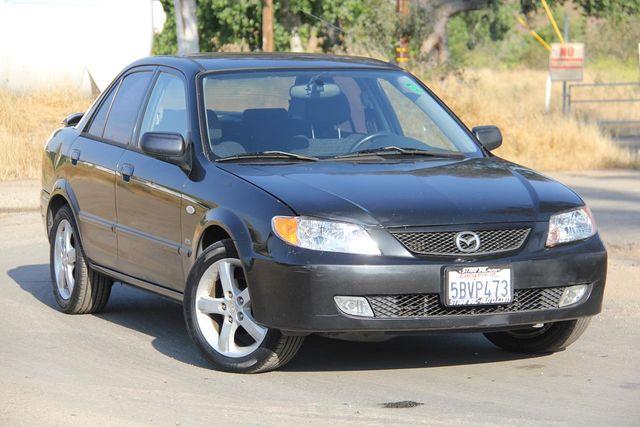 2003 Mazda Protege ES Santa Clarita, CA 3