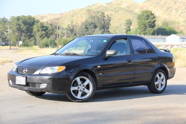 2003 Mazda Protege ES Santa Clarita, CA 1