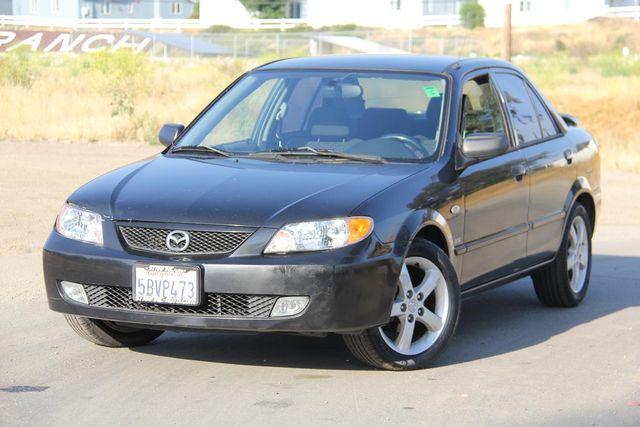 2003 Mazda Protege ES Santa Clarita, CA 4