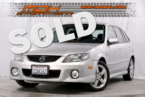 2003 Mazda Protege5 - Manual - New clutch - Stereo in Los Angeles