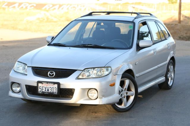 2003 Mazda Protege5 Santa Clarita, CA 4