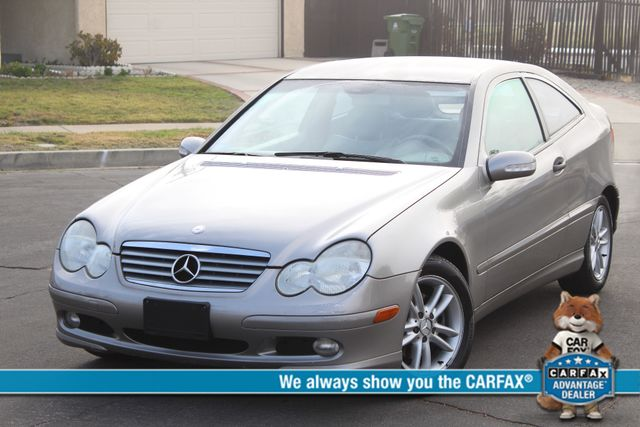 2003 Mercedes-Benz C230 1.8L 73K MLS AUTOMATIC SERVICE RECORDS AVAILABLE