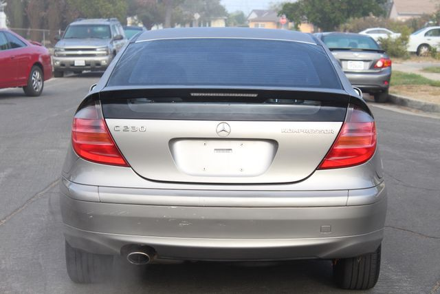 2003 Mercedes-Benz C230 1.8L 73K MLS AUTOMATIC SERVICE RECORDS AVAILABLE in Woodland Hills CA, 91367