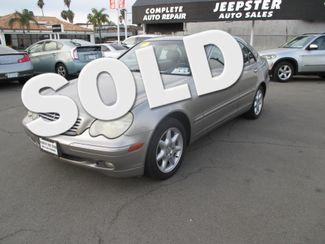 2003 Mercedes-Benz C240 Sedan in Costa Mesa California, 92627