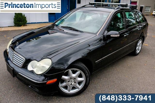 2003 Mercedes-Benz C240 4Matic Wagon - Super Rare