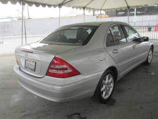 2003 Mercedes-Benz C240 2.6L Gardena, California 2