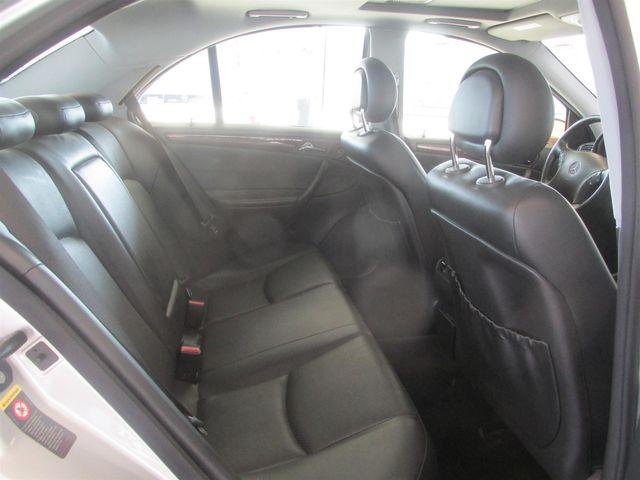 2003 Mercedes-Benz C240 2.6L Gardena, California 12