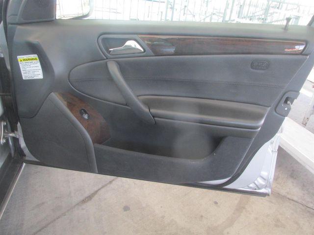 2003 Mercedes-Benz C240 2.6L Gardena, California 13