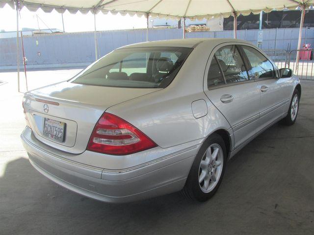 2003 Mercedes-Benz C240 2.6L Gardena, California 2