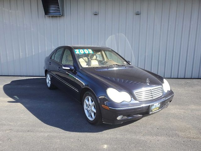2003 Mercedes-Benz C240 2.6L in Harrisonburg, VA 22802