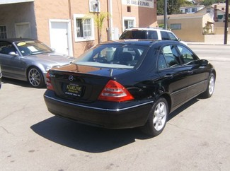 2003 Mercedes-Benz C240 2.6L Los Angeles, CA 1