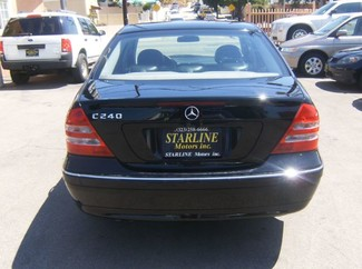 2003 Mercedes-Benz C240 2.6L Los Angeles, CA 11