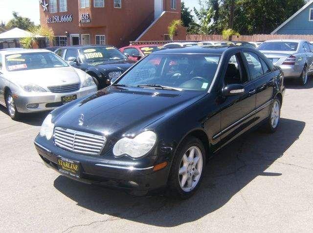 2003 Mercedes-Benz C240 2.6L Los Angeles, CA