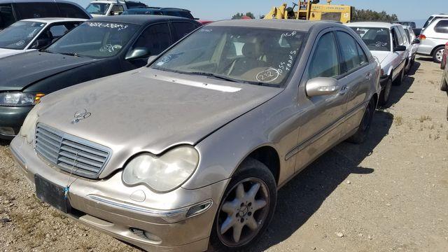 2003 Mercedes-Benz C240 2.6L in Orland, CA 95963
