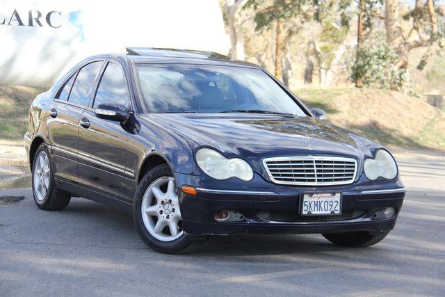 2003 Mercedes-Benz C240 2.6L Santa Clarita, CA 3