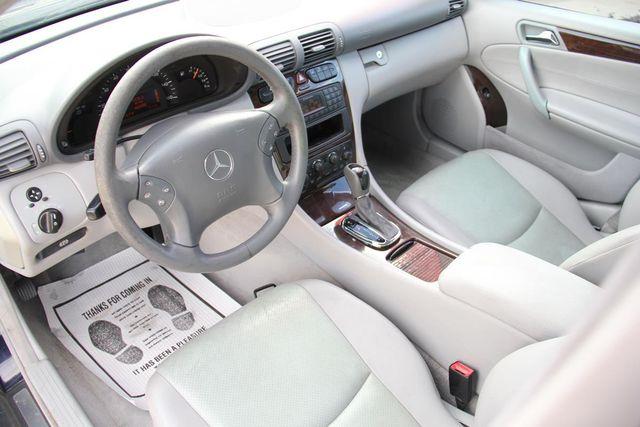 2003 Mercedes-Benz C240 2.6L Santa Clarita, CA 8