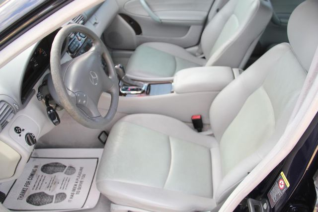 2003 Mercedes-Benz C240 2.6L Santa Clarita, CA 13